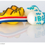 Dutch wooden shoes (made in chocolate)