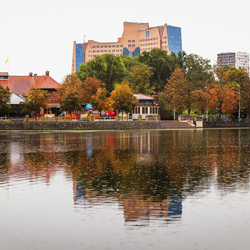 Autumn in StadsPark Groningen (InspireMediaGronigen)