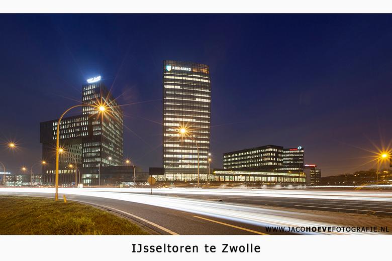 IJsseltoren te Zwolle - Genomen op 12 december 2013 in Zwolle.