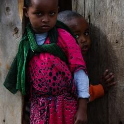 Kids of the Masai
