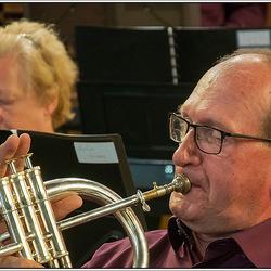 Rob met trompet