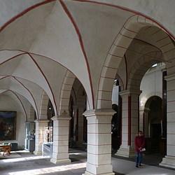 Marktkerk Goslar Duitsland.