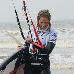Worldcup kitesurfen