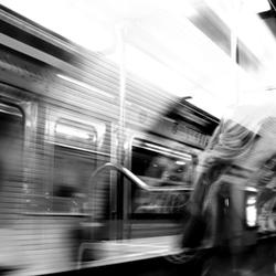Metro in Parijs