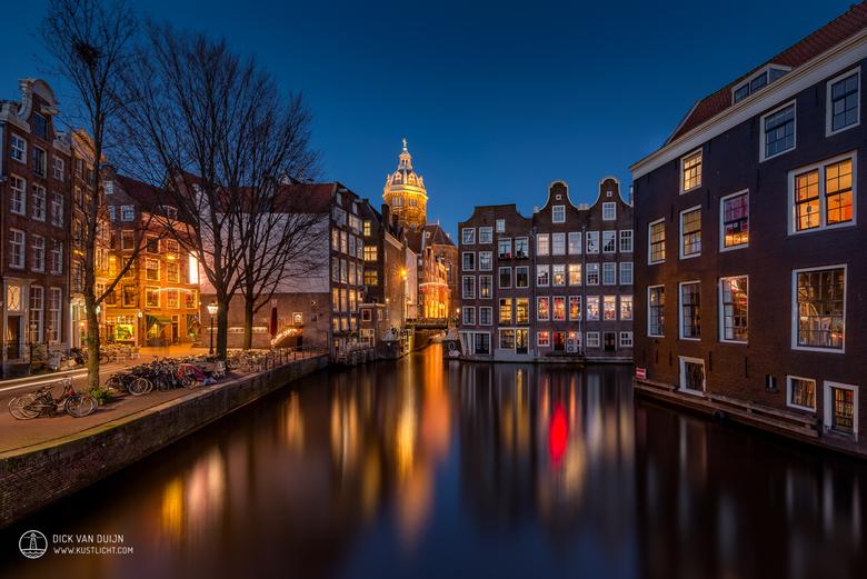 Amsterdam Night Lights