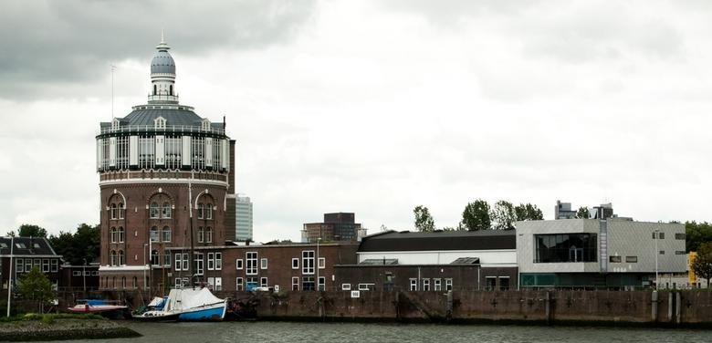 Uitzicht op Water Rotterdam - Uitzicht op Water Rotterdam<br /> <br /> Oude Watertoren