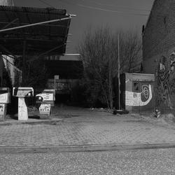 Garage/Benzinestation Doel