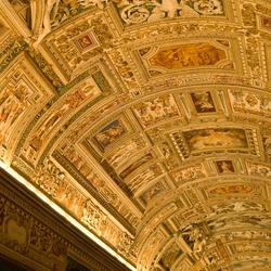 Plafond Vaticaan