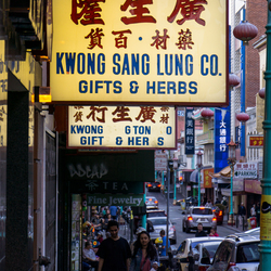 Gifts and Herbs - Chinatown