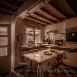 Knus keukentje