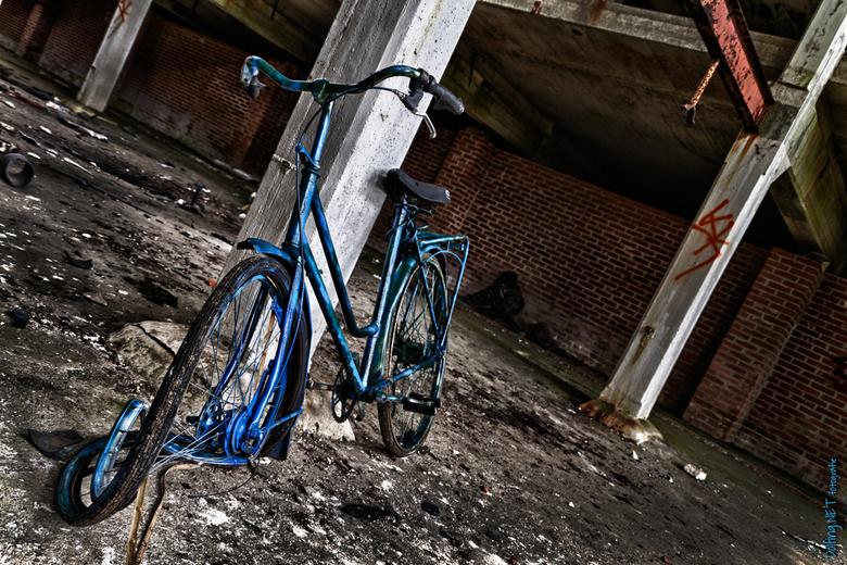 Urbex Bike - Afgelopen zondag met urbex maat Erik een 4e revisit gedaan bij TAVB. Telkens kom je verrassende elementen tegen en zie je weer andere inv