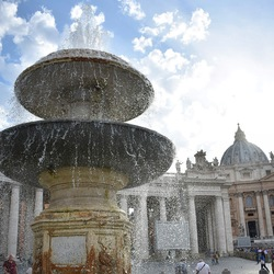 Fontein Vaticaanstad