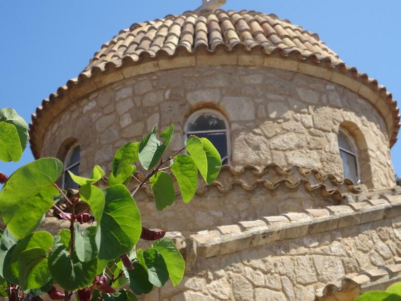 Cypriotische tombe -