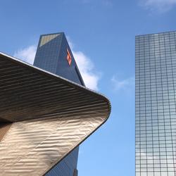 Dak Centraal Station Rotterdam