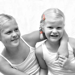 Sweet little cousins
