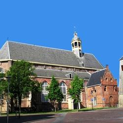 Nederland Sneek De Martinikerk