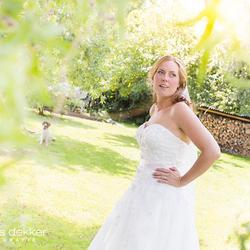 Verhitte bruid