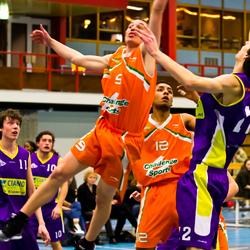 Rotterdam Basketbal u20-2