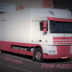 P1450144  LAATSTE  PINK RIBBON  Compo DAF  Truck  28mei 2017
