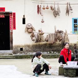 platteland China