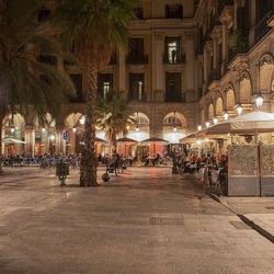 Barcelona : Placa Reial