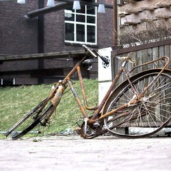 Fotogenieke fiets