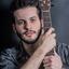 Model: zanger / gitarist Francesco Daniël