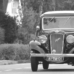 Austin Seven Ruby Sedan 1935