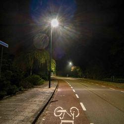 LED straatlantaarn