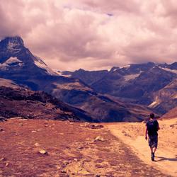 Matterhorn wandeling