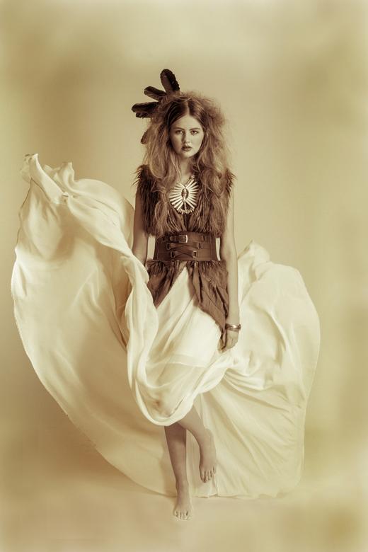 Melina - Model Melina Jager Stylist Selwyn Matrutty Photographer & MUA Wendy Woldendorp