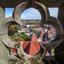 Doorkijk Sint-Hermes kerk