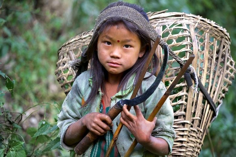 Back in time - Back in time in Nepal.