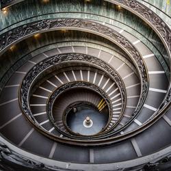 Trap in het Vaticaanmuseum I