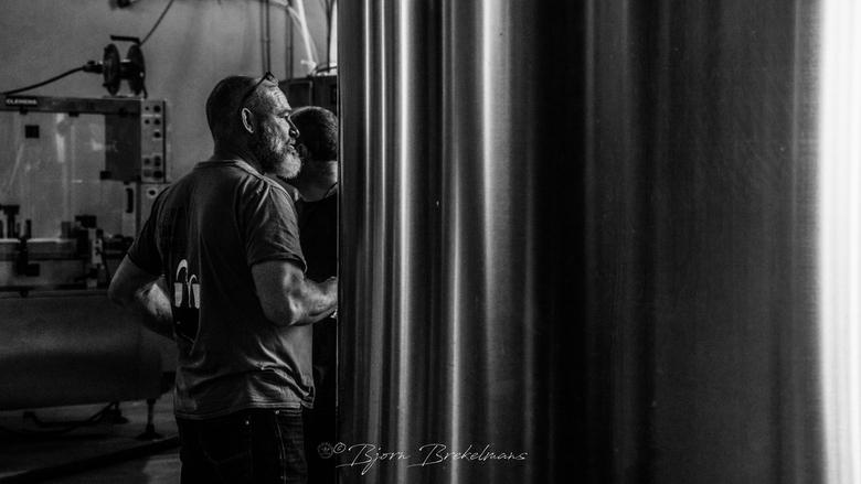 Bier brouwer - Als je even achter mag kijken in de brouwerij