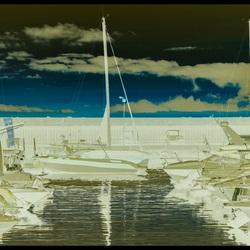 Seaport!  ( invert look ) .