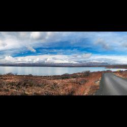 Pingvellir panorama