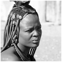 Himba woman 2