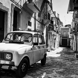 Ostuni, Italie