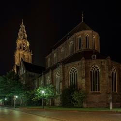 Martinikerk + toren