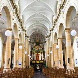 Kerk in Bouillon
