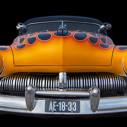 Mercury Monterey Coupe 50's