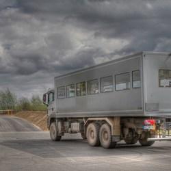 Terreinbus RWE