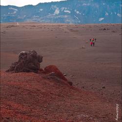 IJsland: In de vulkaan Askja...