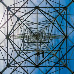 Under the powerlines