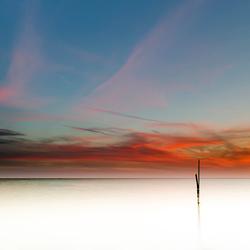 Minimalisme aan het IJsselmeer (2)
