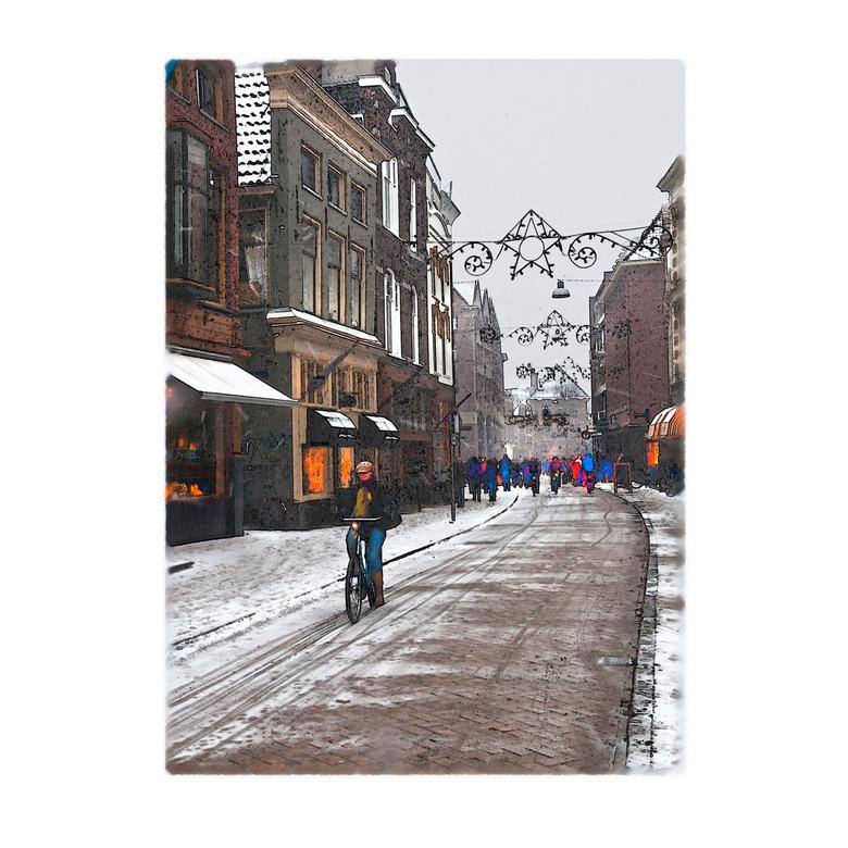 Groningen, Snow in the City -