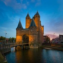 Amsterdampoort in Haarlem