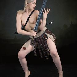 female warrior