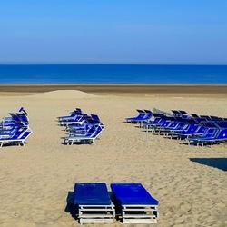 Beach & Blue